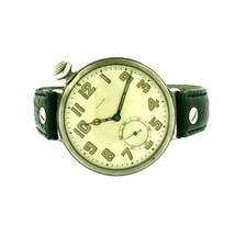 Zenith Doughboy Trench Watch Conversion WristWatch c. 1929 - $3,312.50