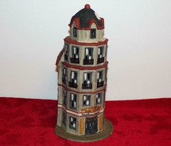 Dept 56 THE TOWER CAFE Christmas in the City Series #65129 - $24.50