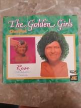 The Golden Girls Rose Chia Pet Decorative Planter Betty White Joseph Enterprises - $39.55