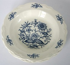 VTG Homer Laughlin Dresden Imperial Blue Soup C... - $9.89
