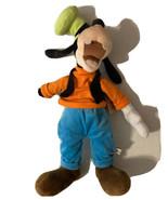 "Walt Disney 20"" GOOFY Plush Stuffed Toy Doll Disneyland Disneyworld VGC - $12.10"