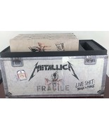 1993 Metalica Live Sh*t Binge &  Purge Box Set 3 VHS(only) Missing Cover... - $23.38