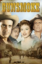 GUNSMOKE WESTERN TV SERIES (Shootout) POSTER 24 X 36 INCH - $19.79