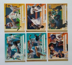 1994 Fleer Ultra + Rookie Cards Lot in NM Cond. w/ Martinez, Weathers, Maddux  image 2