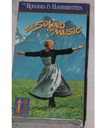 The Sound of Music VHS, 1991, 2-Tape Set, Rodgers & Hammerstein, Julie A... - $11.73