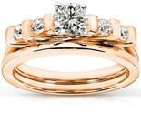 5 stone bar diamond bridal set hi i1 i2 d824768b 99b6 4db1 9265 3c866d28d658 600 thumb155 crop
