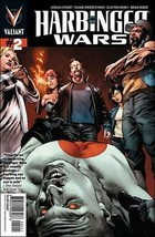 Harbinger Wars #2A VG; Valiant   low grade comic - save on shipping - de... - $1.75