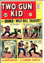 Two-Gun Kid #63 1963-Marvel-John Severin-JacK Kirby-VG/FN - $170.24