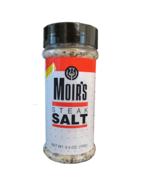 Moir's Steak Salt, Six- 5.5 oz Shaker Bottles - $21.77