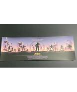 Avengers Infinity War Matt Ferguson Giclee 36x12 Art Print 409/870 Grey ... - $104.45