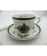Spode - Christmas Tree pattern - 1 Coffee Cup and Saucer set - England -... - $7.43