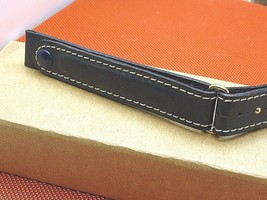 Valentina made in Italy Unique watch band 18mm Vintage Genuine Leather - $70.13