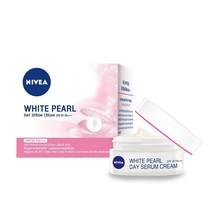 Nivea White Pearl Skin Whitening Pore Minimizer Day Serum Cream SPF 33 50ml - $18.27