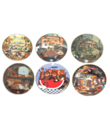 Purr-fect Places Cat Kitty Kitten Collector Plate Bradford Exchange - $49.95