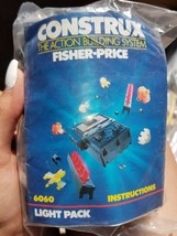 "Vintage 1987 Construx Action System ""6060 Light Pack Accessory""  WORKING - $24.30"