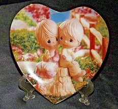 """Love One Another"" Precious Moments - The Hamilton Collection by Sam Butcher AA2 - $39.95"