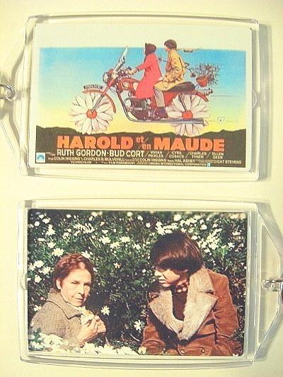 Harold key to post