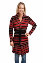 New Lauren Ralph Lauren Women's Stripe Wool Cardigan Multi Color Variety... - $89.99