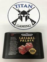 Caesars Palace (Sega Genesis, 1993) - $6.65
