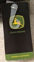 John Deere LP64489 Tan And Mossy Oak Camo Adjustable Baseball Cap image 12