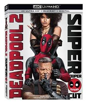 Deadpool 2 The Super Duper Cut (4K Ultra HD+Blu-ray+Digital, 2018)