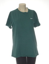Nike Green Short Sleeve Tee T Shirt Women's Extra Large XL  - $24.74