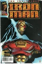 The Invincible Iron Man #3 Marvel Comics 1997 - $4.89