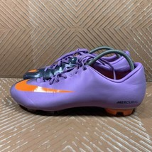 Nike Mercurial Miracle FG Soccer Cleats Boots Football 396131 584 Men's 11.5 - $72.71
