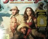 Jumanji Welcome To The Jungle Blu Ray