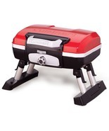 Cuisinart CGG-180T Petit Gourmet Portable Tabletop Gas Grill, Red - ₹11,609.57 INR