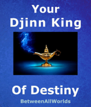 spr Your Djinn King Of Destiny All Wishes Granted + Wealth And Protection Spell - $165.43