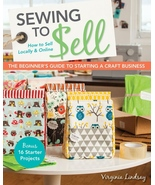 Business Book, Sewing To Sell Locally, Online, Beginner Guide Sewing, an... - $427,55 MXN