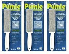 U.S. Pumice TBR-6 Toilet Bowl Ring Remover Ready to use with handle to t... - $24.56