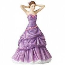 Royal Doulton Pretty Ladies SARA NEW IN THE BOX COA  - $89.09