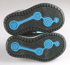 Surprize Von Stride Rite Memory Foam Grau Blau Damarian Hi Top Sneaker Shoes Nwt image 7