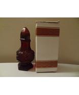 OLD VINTAGE  AVON  CAPE COD  1876 SALT SHAKER  CHARISMA COLOGNE 1.5 OUNC... - $14.99