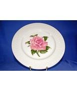 Theodore Haviland Regents Park Rose Set of 4 Dinner Plates - $15.75