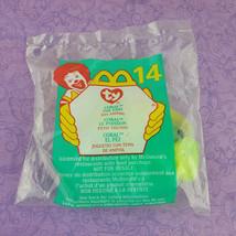 TY Teenie Beanie Baby Coral the Fish Toy Animal 1998 McDonalds #14 - $7.92