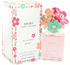 Marc Jacobs Daisy Eau So Fresh Delight 2.5 Oz Eau De Toilette Spray image 2