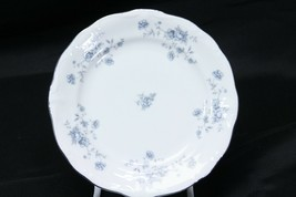 "Johann Haviland Blue Garland Bread Plates 6"" Bavaria Germany Lot of 12 - $29.39"