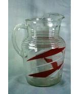 Federal Glass 1956 Breeze 64 oz Pitcher - $18.26