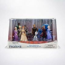 Frozen II: an Enchanted Adventure 10 Pcs Deluxe Action Figure Set - $98.95