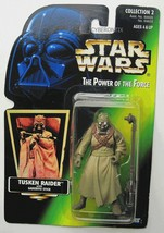 Star Wars TUSKEN RAIDER Power of the Force 1997 Action Figure Holofoil NEW - $5.84