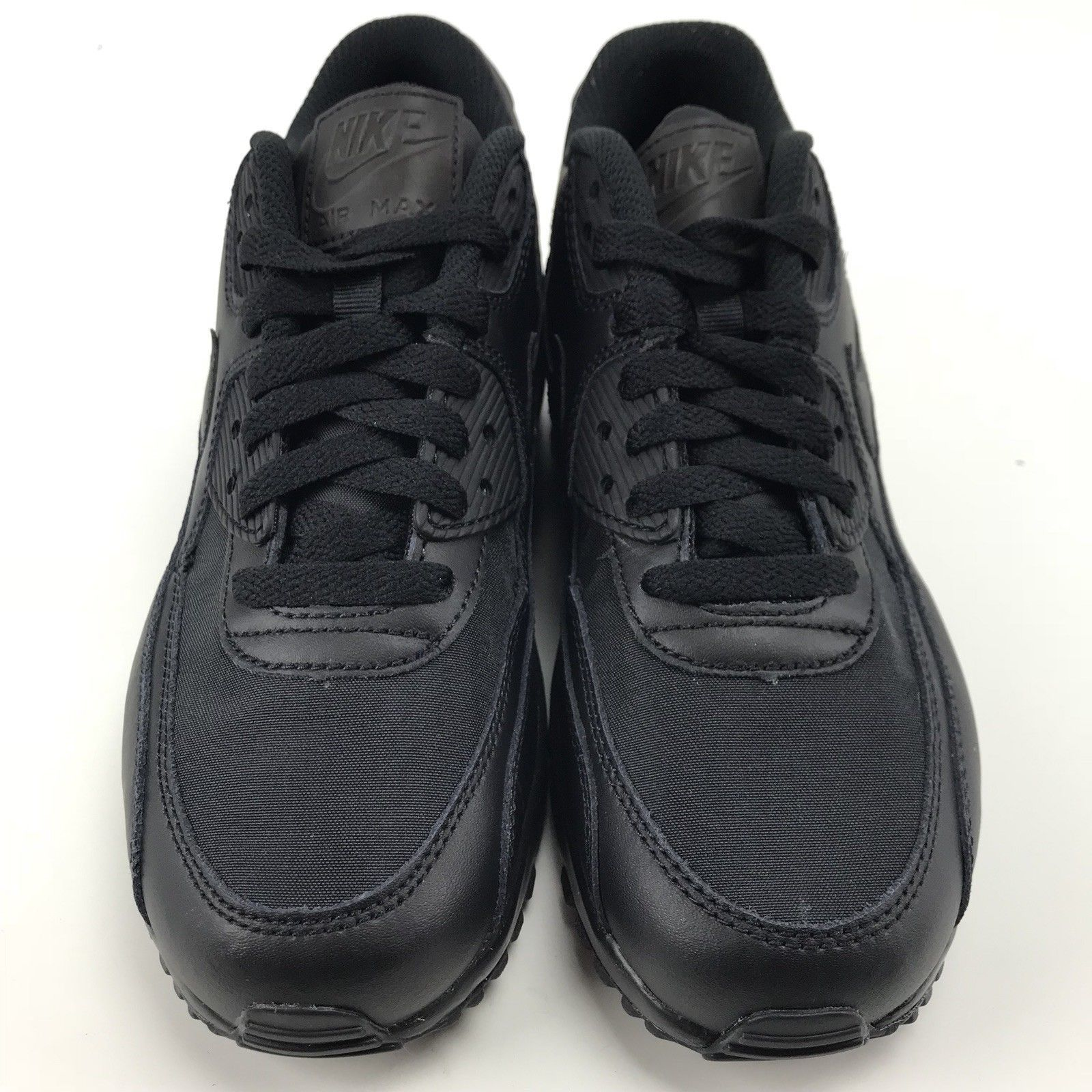 buy online c7c15 fb93d Nike Air Max 90 Premium Women s Size 7   Boys Size 5.5Y Black Gold AH9345