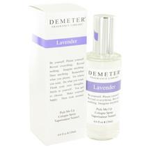 Demeter Lavender Cologne Spray 4 oz - $25.95
