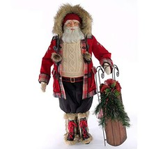 Katherine's 2020 Collection Aspen Santa Doll 36 inches - $699.99
