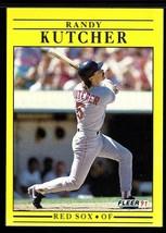 1991 Fleer Baseball #100-199 - $0.99