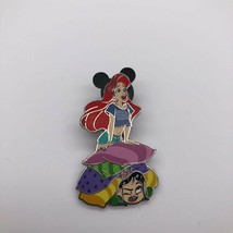Disney World Pin Ralph Brakes The Internet Vanellope x Princess Ariel - $58.00