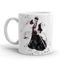 Bleach Anime Coffee Mug 11oz Changing Mug Christmas Gift Ichigo Tea Cup ... - $12.20+