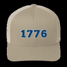 Betsy Ross hat / 1776 hat / betsy Ross Trucker Cap image 9
